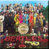 The Beatles - Sgt. Peppers: Album Cover Magnet