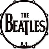 The Beatles - Bass Drum Mouse Mat