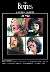 The Beatles - Let It Be: Album Cover Post Card