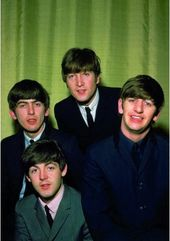 The Beatles - Early Years: Group Color Portrait