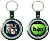 The Beatles - Let It Be: Spinner Keychain