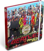 The Beatles - Sgt Pepper Hardback Notebook Journal