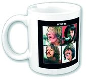 The Beatles - Let It Be: 12 oz. Ceramic Mug