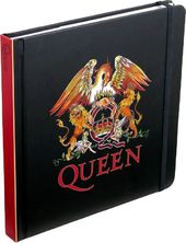 Queen - Crest Hardback Notebook Journal