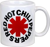 Red Hot Chili Peppers - Logo 11 oz. Boxed Mug