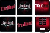 True Blood - Coaster Set: 4 Piece In Presentation