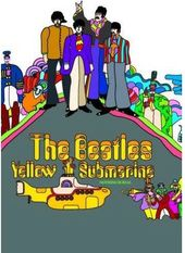 The Beatles - Yellow Submarine: Album Cover Post