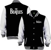 The Beatles - Drop T Varsity Sweatshirt Jacket