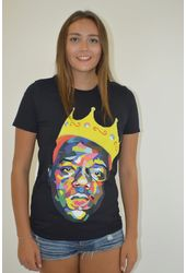 Notorious BIG - Biggie Crown T-Shirt