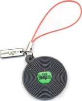 The Beatles - Apple Record Phone Charm