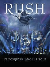 Rush - Clockwork Angels Tour (2-DVD)