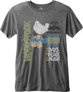 Woodstock - Classic Poster T-Shirt