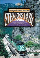 Trains - BNSF's Stevens Pass