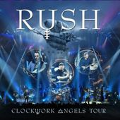 Clockwork Angels Tour (Live) (3-CD)