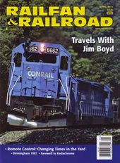 Railfan & Railroad (April 2011)