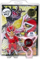 Viewtiful Joe Vol. 3 (w/ Toy)