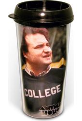 Animal House - College - 16 oz. Plastic Travel Mug