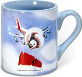Airplane - Movie Logo - 14 oz. Ceramic Mug