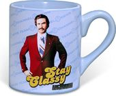 Anchorman - 14 oz. Stay Classy Ceramic Mug