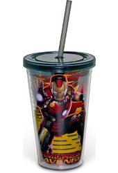 Marvel Comics - Iron Man: The Armored Avenger -