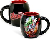 "Marvel "" The Avengers"" - 18oz Ceramic Oval Mug"