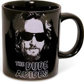 The Big Lebowski - The Dude Abides 14 oz. Ceramic