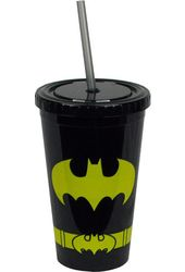 DC Comics - Batman - Uniform - 16 oz. Plastic