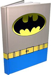 DC Comics - Batman - Uniform - Hard Cover Journal