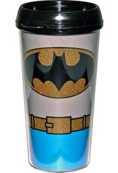 DC Comics - Batman - Uniform Glitter - 16 oz.