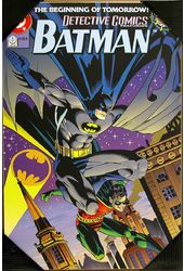 DC Comics - Batman - Beginning of Tomorrow -