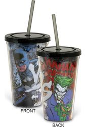 DC Comics - Batman vs. Joker 16 oz. Plastic Cold