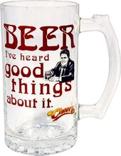 Cheers - Beers: 25 oz. Glass Stein