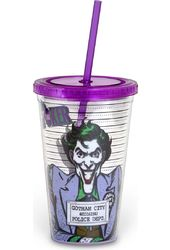 DC Comics - Joker Line Up 16 oz. Plastic Cold Cup