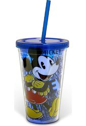 Disney - Mickey Mouse - 16 oz. Plastic Cold Cup