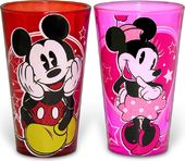 Disney - Mickey and Minnie Cute - 2pc Pub Set