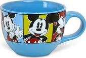 Disney - Mickey Mouse Grid - 24oz Ceramic Soup Mug