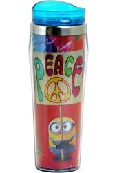 Despicable Me - Minions Peace 16oz Curved Plastic