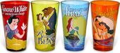 Disney - Princess Movie Poster - 4-Piece 16 oz.