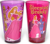 Disney - Sleeping Beauty - Glitter - 2-Piece
