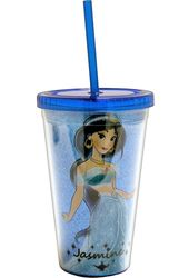 Disney - Princess - Jasmine - Glitter 16 oz.