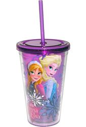 Disney - Frozen - Elsa & Anna - Back To Back - 16