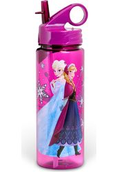 Disney - Frozen - Anna & Elsa - 20 oz. Purple
