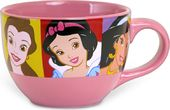 Disney - Princess Grid 24oz Ceramic Soup Mug