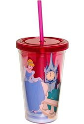 Disney - Cinderella - Midnight 16oz Plastic Cold