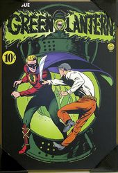"DC Comics - Green Lantern Volume 1 - 13"" x 19"""