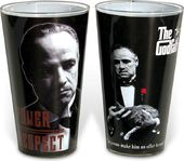 The Godfather - 2pc 16 oz. Pub Glass Set