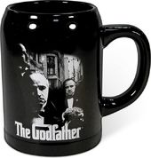 The Godfather - 22oz Ceramic Stein in Acetate Box