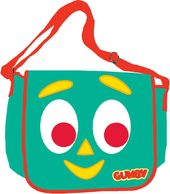 "Gumby - Messenger Bag 15"" x 13"""