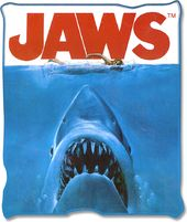 "Jaws - Micro-Plush 50"" x 60"" Throw Blanket"