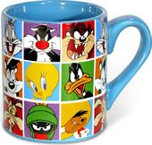 Looney Tunes - Characters Grid 14 oz Ceramic Mug